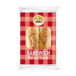 Sandwich de Atún con Tomate