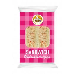 Sandwich de Cangrejo